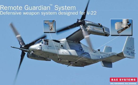 Foto: MV-22B Osprey / USMC