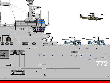 ruská loď Mistral