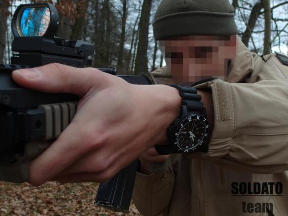 hodinky P 6600 Type 6 Mil-G