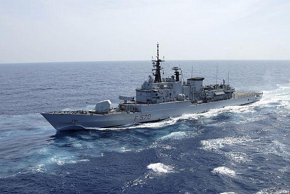 Foto: Fregata třídy Maestrale / WorldPress