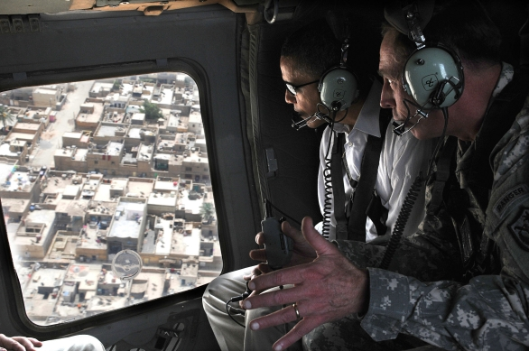 Gen. David H. Petraeus  Sadr City