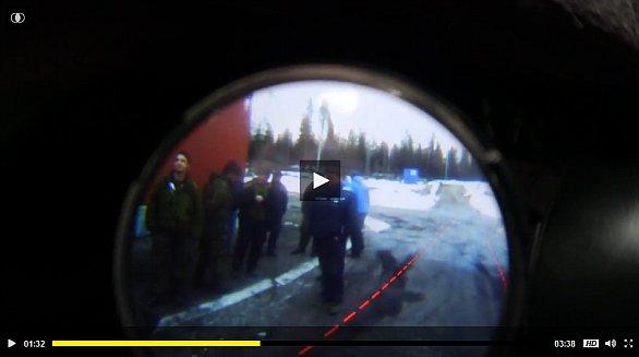 virtuální brýle pro posádky obrněných vozidel