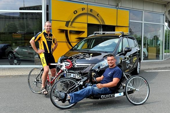 Opel handy cyklo maraton 2014