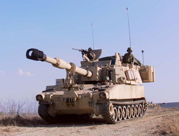 M109 Paladin PIM