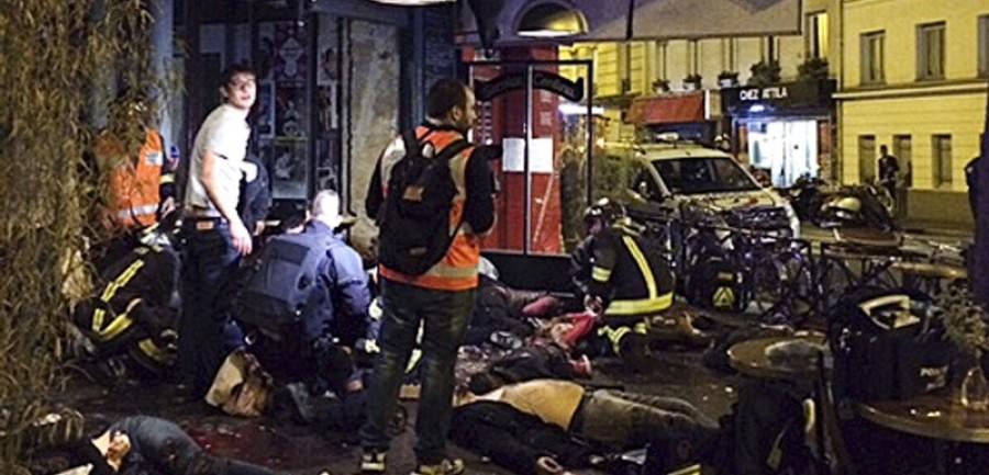 Foto: Útoky islámských teroristů v PAříži. / uzunoglu.blog.idnes.cz