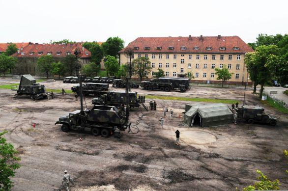 Foto: Americká armáda přivezla systémy Patriot do Polska již v roce 2010; větší foto / Public Domain