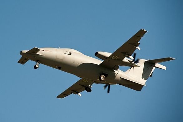 Foto: P.1HH HammerHead / Piaggio Aerospace