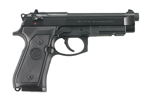 Foto: Modernizovaná M9A1. / Beretta