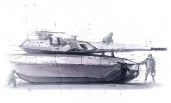 Foto: PL-01 Concept představy armády nesplňuje. / OBRUM