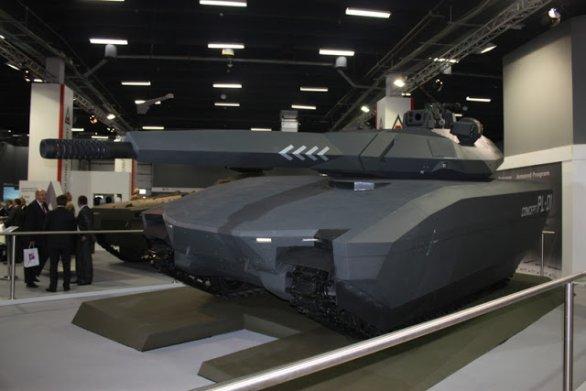 Polské vozidlo přímé podpory PL-01