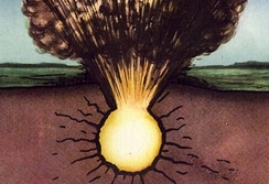 Podzemní jaderný výbuch