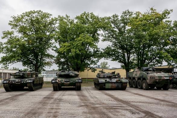 Polská obrněná technika