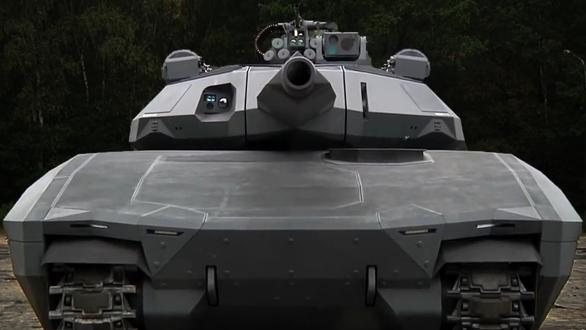 Foto: Vozidlo přímé podpory PL-01. / OBRUM