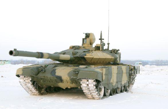 ruský tank T-90M