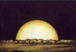 Pozemní jaderný výbuch