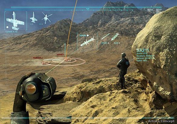 Digitální letecký útok PCAS