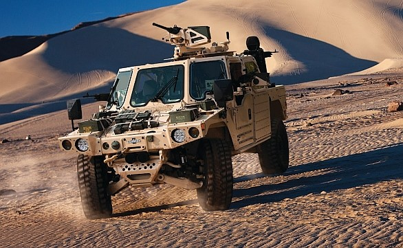 Oshkosh S-ATV