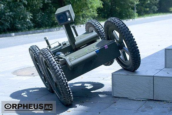 Robot Orpheus AC