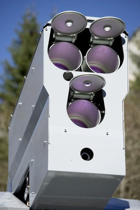Laserové dělo Rheinmetall