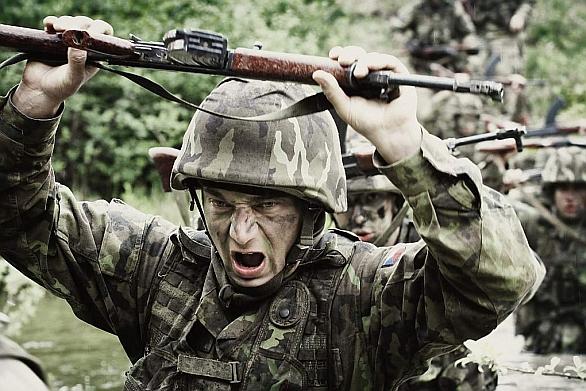 Foto: Armáda je profesionální, ale branná povinnost stále platí; ilustrační foto. / Zdeněk Koza