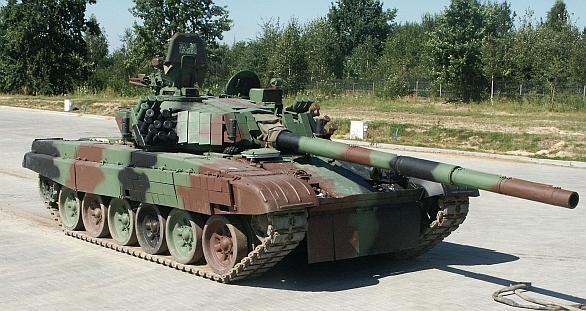 Foto: PT-91 Twardy; větší foto / Pibwl, CC BY-SA 3.0