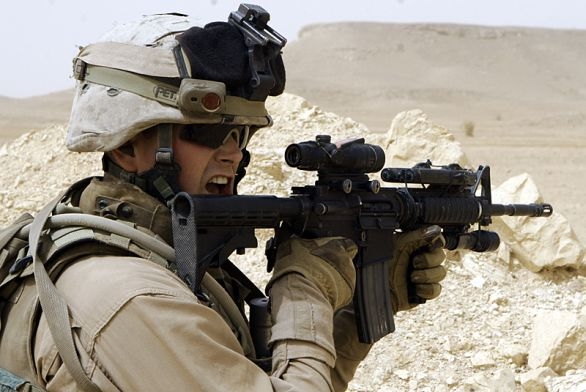 karabina M4