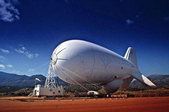 Radarová vzducholoď