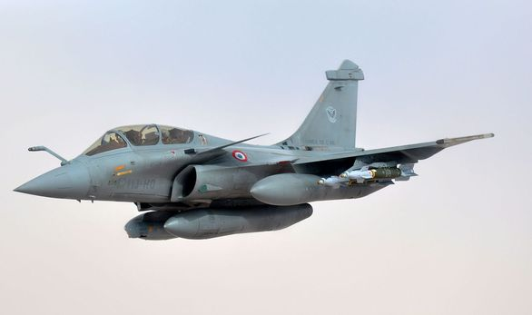 Foto: Rafale má v Kanadě velké šance. / Dassault Aviation