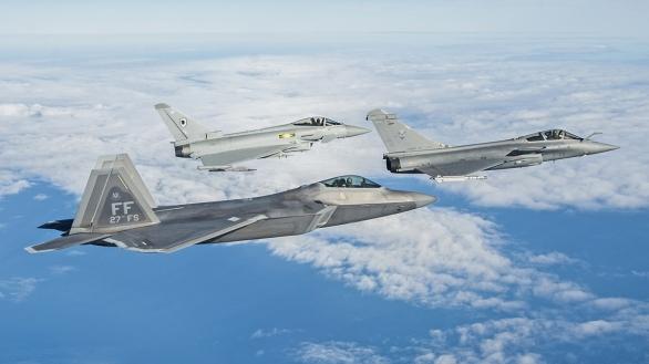 Foto: Letecký tým snů NATO. / Public Domain