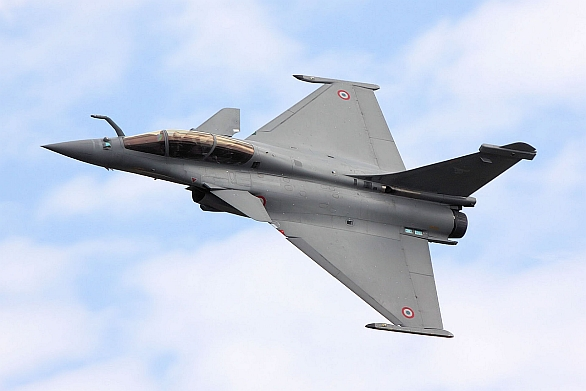 Foto:  Dassault Rafale / russavia, CC BY-SA 2.0