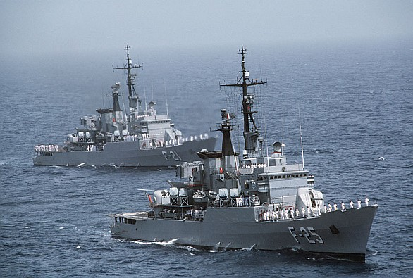 raketové fregaty třídy Lupo