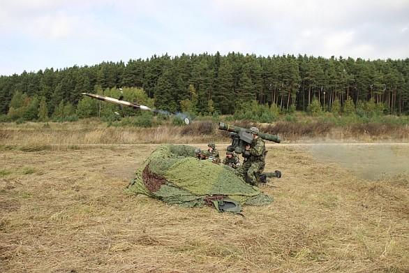 RBS-70 Armáda ČR