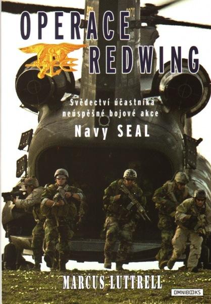 Kniha Operace Red Wings