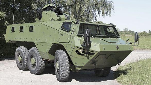 VAB (Vehicule de l'Avant Blinde ) Mk III 6x6