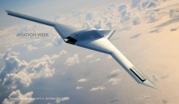 Foto: Informace o novém letounu přinesl jako první magazín Aviation Week. / Aviation Week