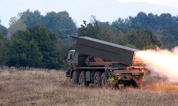 Raketomet RM-70 MODULAR