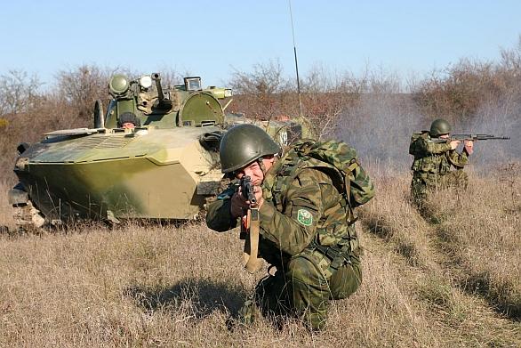 Foto: Ruská armáda může nasadit do akce 35 000 výsadkářů s těžkou technikou. Cílem ruských výsadkových jednotek se stanou klíčové místa, jako letiště, mosty přes řeky, sklady pohonných hmot, atd. / Autor: Alexey Matveev, Russian-Sales