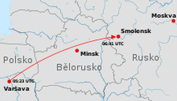 Tu-154M Smolensk