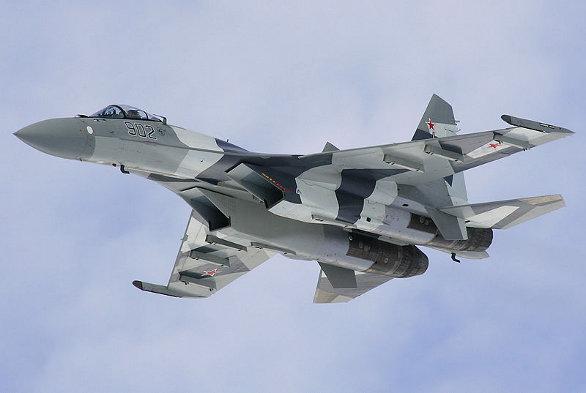 Foto: Suchoj Su-35S