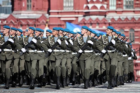 Foto: Ruská armáda patří ke světové špičce a nezaslouží si nic jiného než absolutní respekt. / Vitaly V. Kuzmin, CC BY-SA 3.0