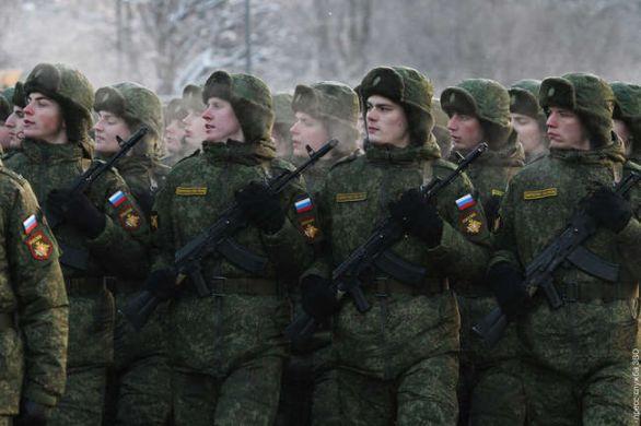 Foto: Ruští vojáci; ilustrační foto / Evgeny Vvedenskiy; CC BY-SA 4.0
