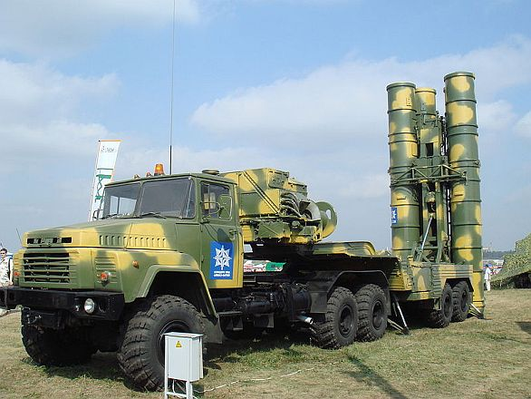 S-300 PMU2