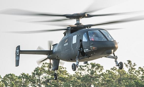 Foto: S-97 Rider; větší foto / Sikorsky