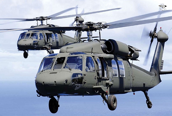 Foto: UH-60 Black Hawk / Sikorsky