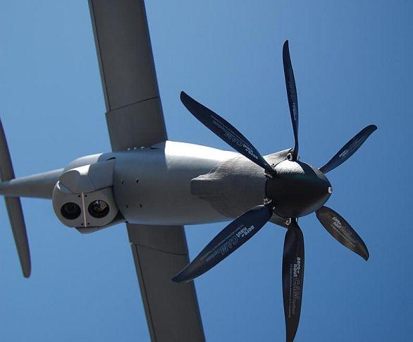 Zdroj: Silent Falcon / Silent Falcon UAS Technologies