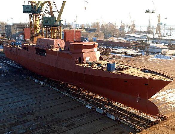 Těžká hlídková loď Ślazak