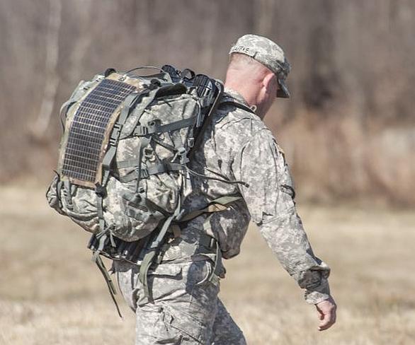 Foto: Armádní výzkumné centrum NSRDEC testuje tři alternativní způsoby výroby elektrické energie. / U.S. Army