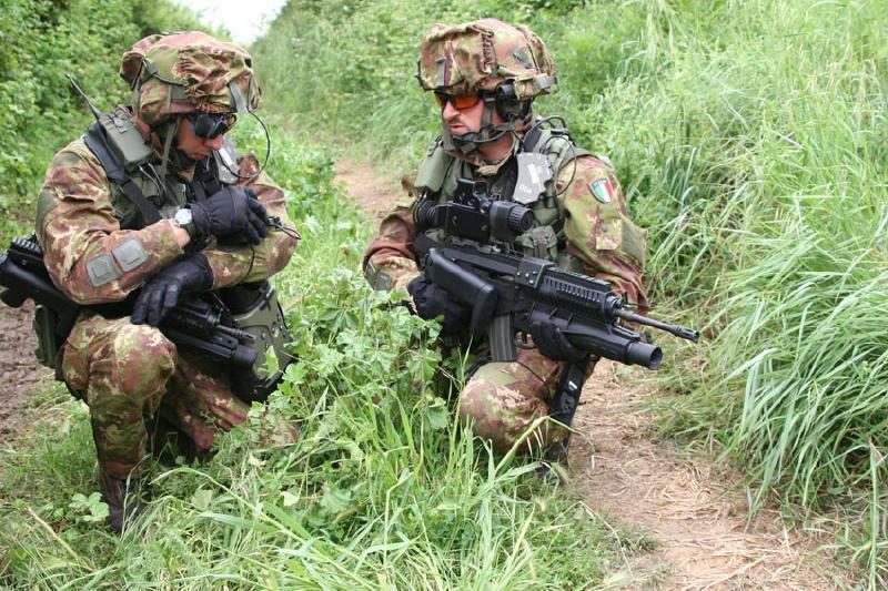 Soldato Futuro a ARX 160