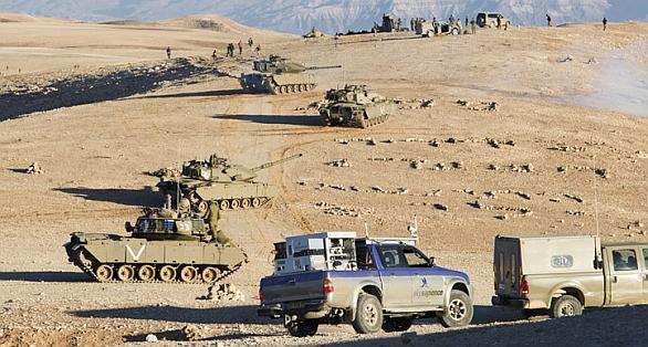 Foto: Samozřejmostí je úzké spolupráce s vojenskou technikou. / Sky Sapience