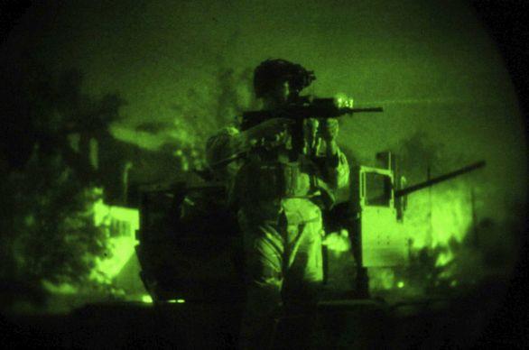 Foto: Akce speciálních jednotek se odehrávají především v noci. / U.S. Army